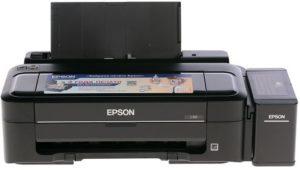 Драйвер для Epson L312