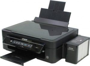 Драйвер для Epson L366