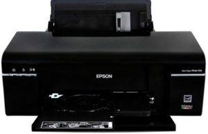 Драйвер для Epson Stylus T50