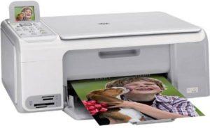 Драйвер для HP Photosmart C4183