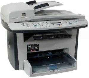 Драйвер для HP LaserJet 3052