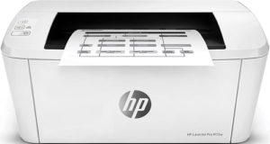 Драйвер для HP LaserJet Pro M17a