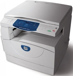 Драйвер для Xerox WorkCentre 5016