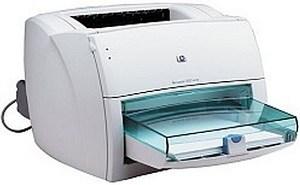 Драйвер для HP LaserJet 1000