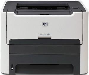 Драйвер для HP LaserJet 1320