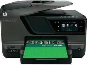Драйвер для HP Officejet Pro 8600