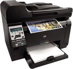 Драйвер для HP LaserJet Pro 100 M175nw