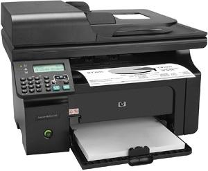 Драйвер для HP LaserJet Pro M1212nf