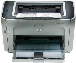 Драйвер для HP LaserJet P1505n
